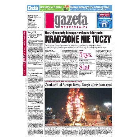 Gazeta Wyborcza - Opole 287/2008