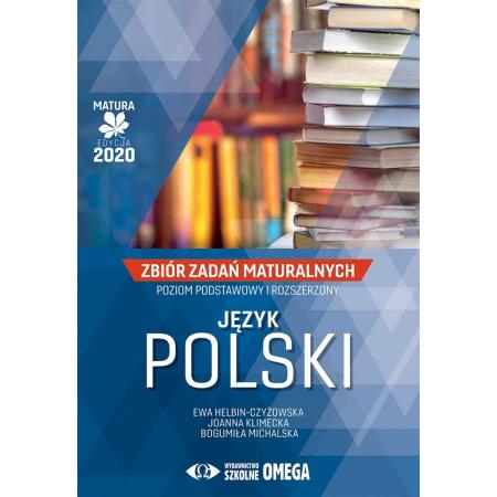 Matura 2020 Język polski Zbiór zadań matur. ZPiR