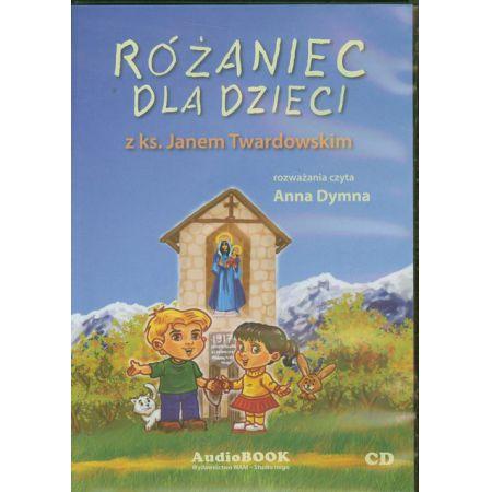 Różaniec dla dzieci z ks.Twardowskim  audiobook