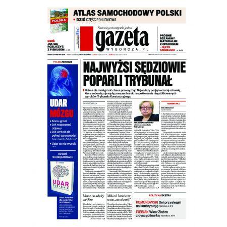 Gazeta Wyborcza - Radom 98/2016