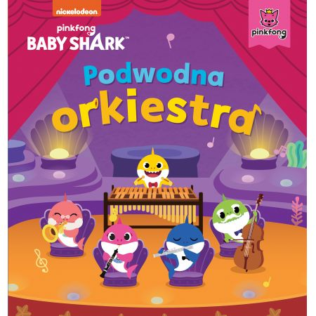Podwodna orkiestra. Baby Shark