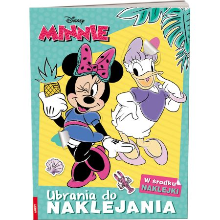 Minnie Ubrania do naklejania SDL-9103