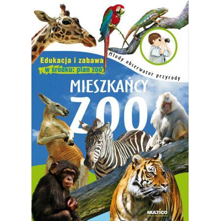 MOP Edukacja i zabawa - Mieszkańcy Zoo