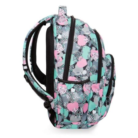 Plecak Basic Plus Minty Hearts