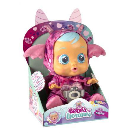 Lalka interaktywna Cry Babies Bruny