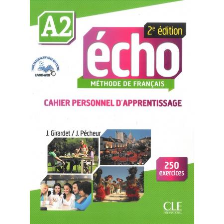 Echo A2 Ćwiczenia +CD