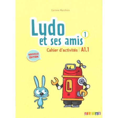 Ludo et ses amis 1 A1.1 ćwiczenia DIDIER