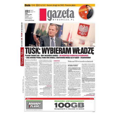 Gazeta Wyborcza - Szczecin 24/2010