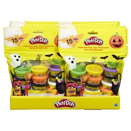 Play-Doh Worek na Halloween 15 mini puszek A0560 HASBRO