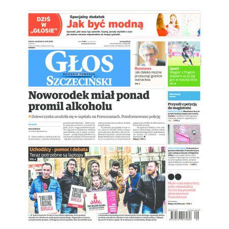 Głos Dziennik Pomorza - Głos Szczeciński 54/2016