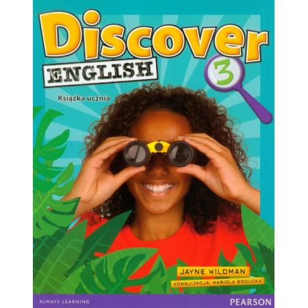 Discover English 3 SB PEARSON
