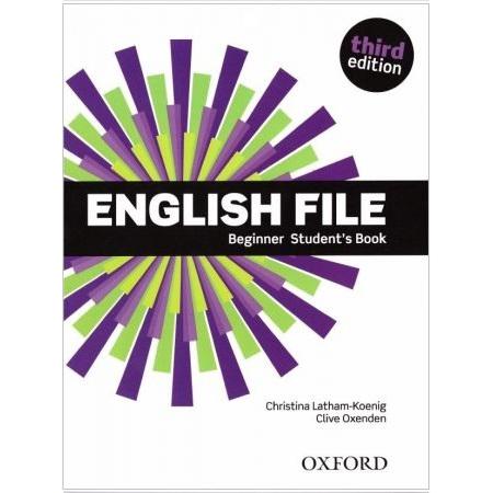 English File. Język angielski. Beginner Student`s Book. Podręcznik dla liceum i technikum. Wydanie 3