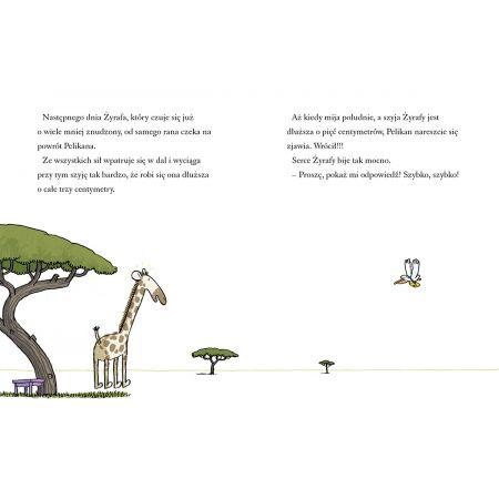 Z pozdrowieniami, Żyrafa
