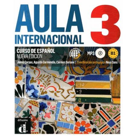 Aula Internacional 3 podręcznik + CD