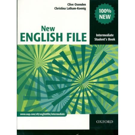 English File NEW Intermediate SB OXFORD