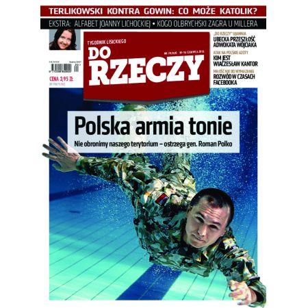 Tygodnik Do Rzeczy 20/2013