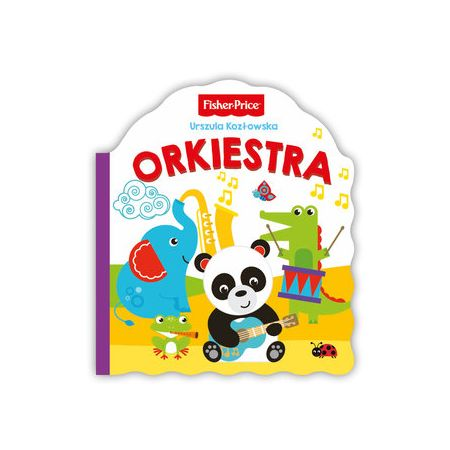 Fisher Price. Orkiestra
