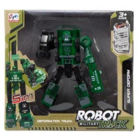 Robot auto Military Track