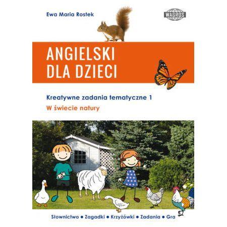 Angielski dla dzieci. W świecie natury
