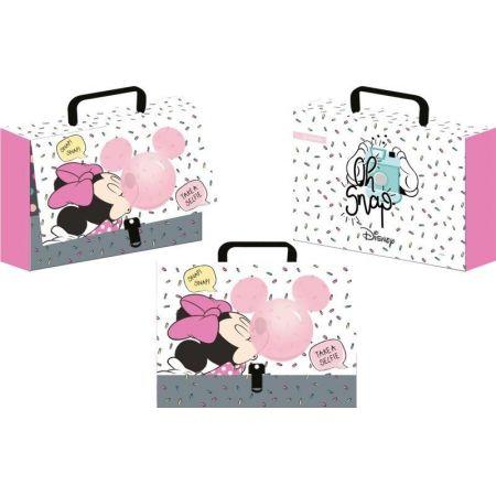Teczka z rączką walizeczka Minnie Mouse