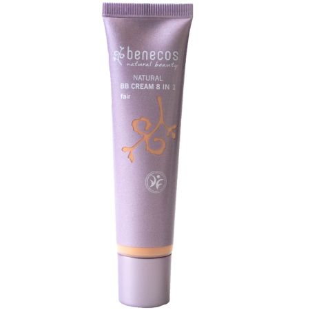 BENECOS_Natural BB Cream 8in1 naturalny krem BB Fair
