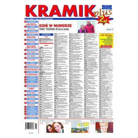 Kramik Plus 18/2013