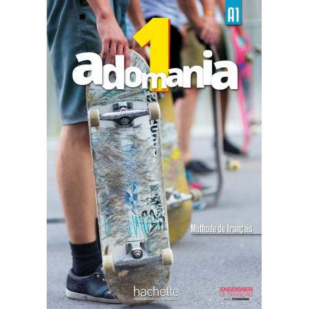 Adomania 1 podręcznik + CD