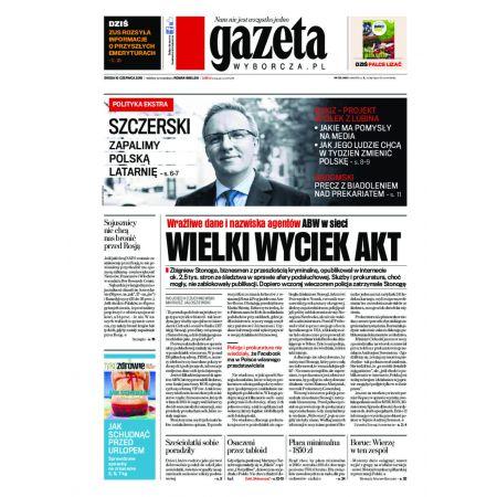 Gazeta Wyborcza - Poznań 133/2015