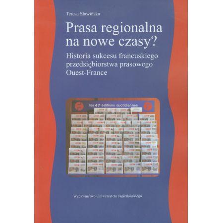 Prasa regionalna na nowe czasy