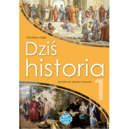 historia 1 podręcznik do 1 klasy szkoły branżowej i stopnia