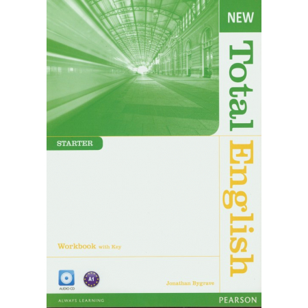 Total English New Starter WB with key +CD PEARSON