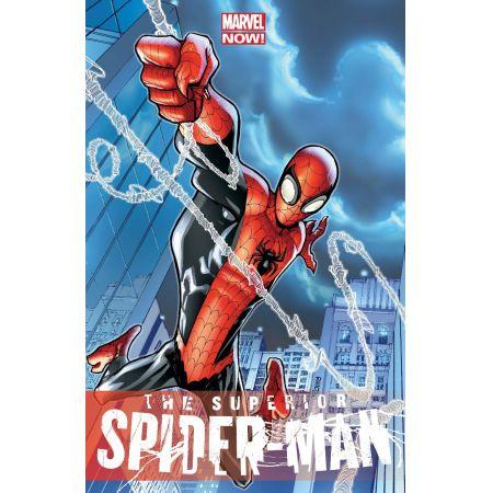 The Superior Spider-Man. Tom 1. Ostatnie Życzenie