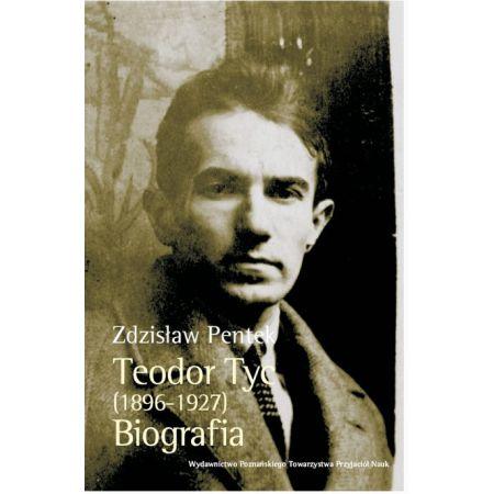 Teodor Tyc (1896-1927) Biografia z płytą CD