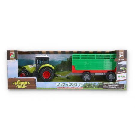 Traktor z przyczepą G147439