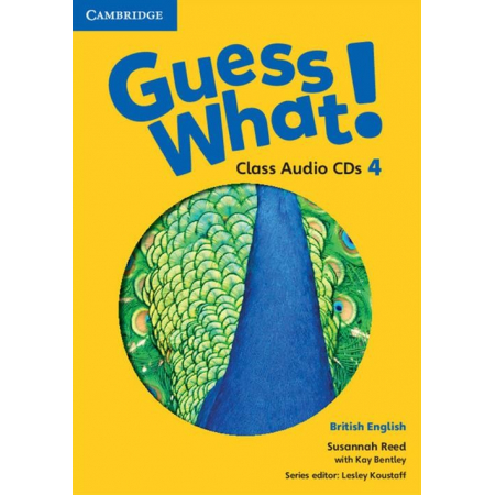 Guess What 4. Class Audio 2CD