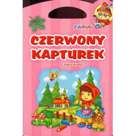 Czerwony Kapturek - Edubajki