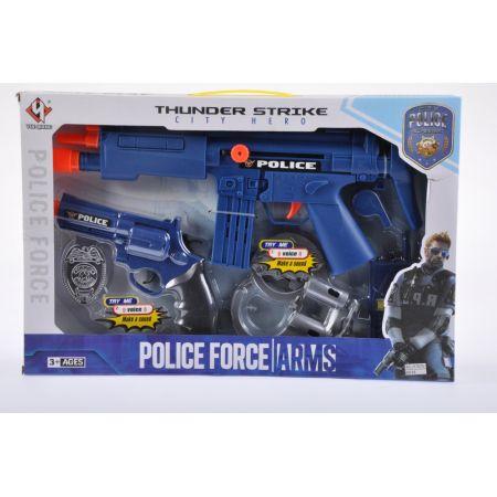Zestaw Policyjny MEGA CREATIVE 460212