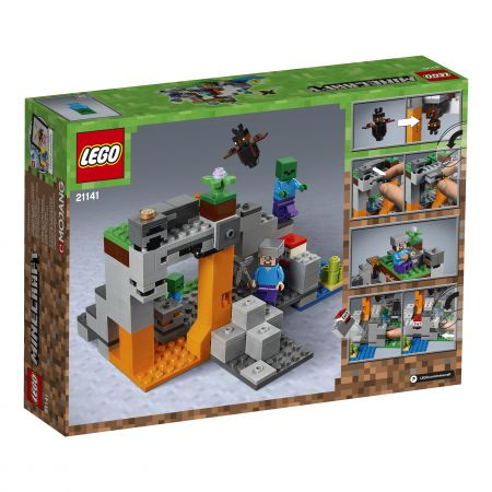 89421bc04 Jaskinia zombie 21141 · LEGO Minecraft. Jaskinia zombie 21141 ...