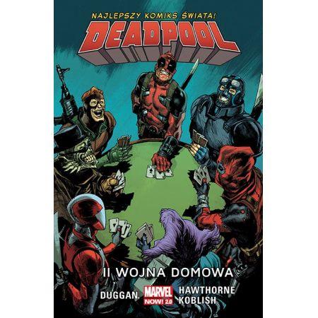 Deadpool. Tom 5. Wojna domowa
