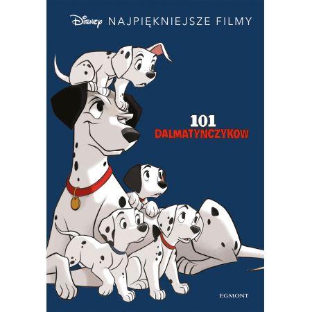 Disney. Najpiękniejsze filmy. 101 Dalmatyńczyków