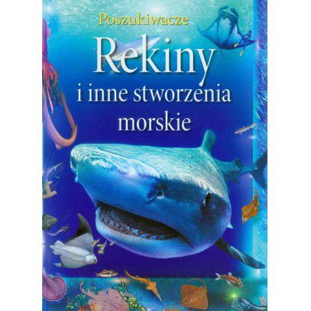 2509e51c80e316 Poszukiwacze Rekiny i inne stworzenia morskie (Leighton Taylor ...
