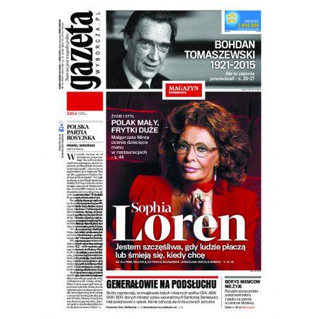 Gazeta Wyborcza - Katowice 49/2015