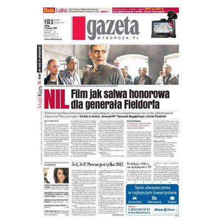 Gazeta Wyborcza - Szczecin 90/2009