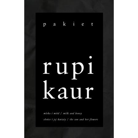Pakiet: Rupi Kaur
