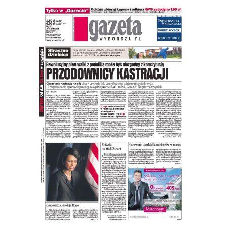 Gazeta Wyborcza - Białystok 220/2008