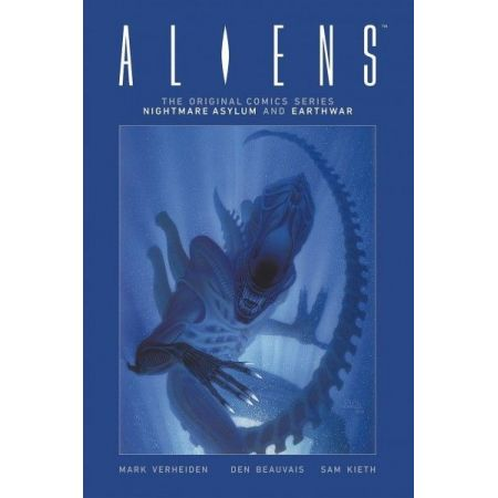 Aliens. The Original Comics Series. Volume 2