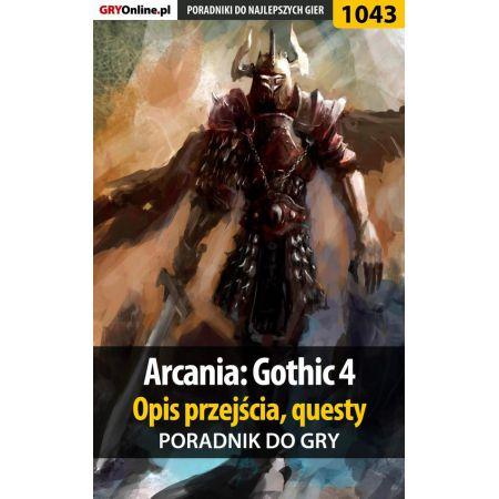 Arcania Gothic 4 Poradnik Pdf