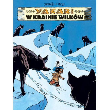 Yakari. Tom 8. W krainie wilków