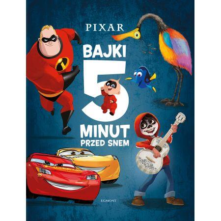 Pixar. Bajki 5 minut przed snem