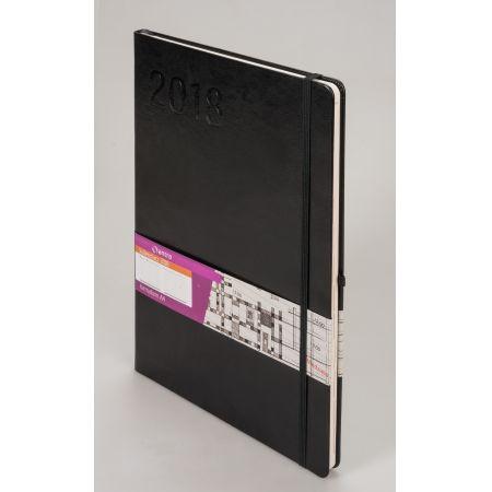 Kalendarz 2018 Formalizm A4 czarny